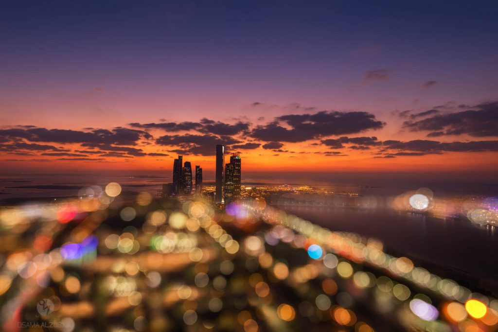 Abu Dhabi Sunset2