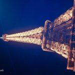 برج إيفيل ليلا