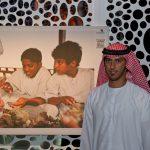 الصديق عبداللطيف المرزوقي الفائز بالجائزة الرابعة