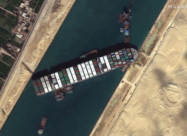 خواطر من وحي أزمة قناة السويس